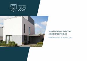 Bedrijfsbrochure M. van der Looy